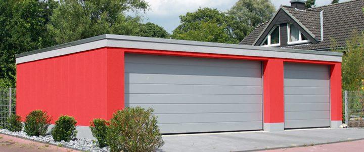 """""""Rote Garage"""""""