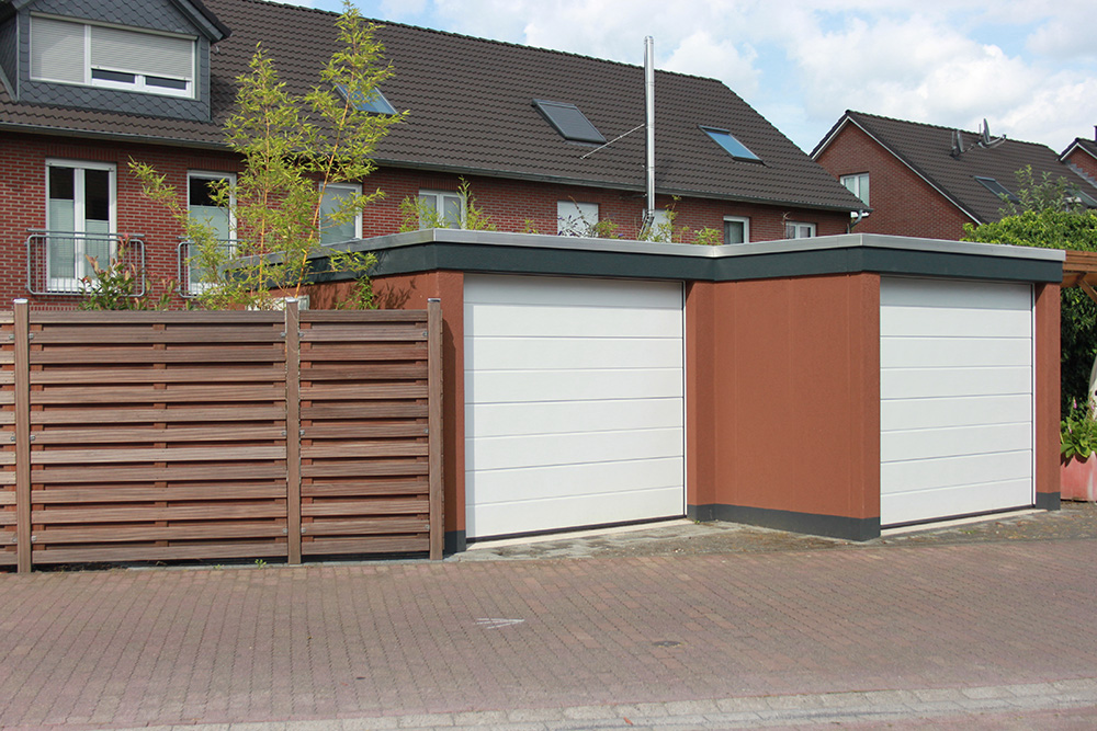 PKW Und Motorradgarage Garagenbau Th Gross GmbH